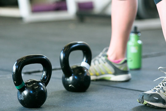TRX, Kettlebell, Rowing Studio Classes Boot Camp Atlanta